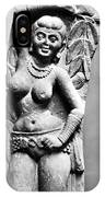 India: Jain Sculpture IPhone Case