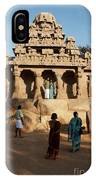 India Mahabalipuram  IPhone Case