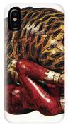 India: Tiger Attack IPhone Case