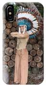 Indian 020 IPhone Case
