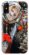 Indian Chieftan IPhone Case