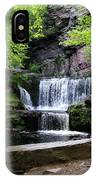 Indian Ladder Falls IPhone Case