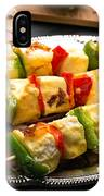 Indian Paneer Curd Cheese  IPhone Case