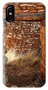 Indian Ruins Doorway IPhone Case