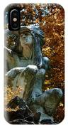 Indian Summer Along The Wissahickon IPhone Case