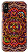 Indian Summer IPhone Case