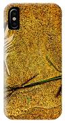 Indian Summer Zen IPhone Case