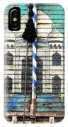 Indian Truck Art 3 - Taj Mahal IPhone Case