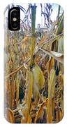 Indiana Corn 1 IPhone Case