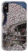 Indianapolis Colts Bottle Cap Mosaic IPhone Case