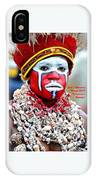 Indigenous Woman L A IPhone Case