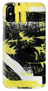 Industrial Abstract Painting I IPhone Case