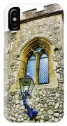 Infamous White Tower Of London IPhone Case