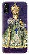 Infant Jesus Of Prague IPhone Case