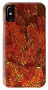 Inferno-3 IPhone Case