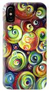 Infinite Cosmic - Abstract IPhone Case