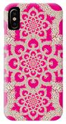 Infinite Lily In Pink IPhone Case