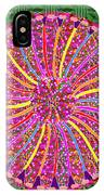 Infinity Star Flower An Abstract Fineart Expression By Navinjoshi At Fineartamerica Colorful Fun IPhone Case