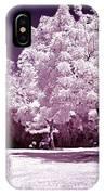 Infrared Garden IPhone Case