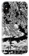 Infrared Indian River State College Hendry Campus #5 IPhone Case