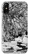 Infrared Indian River State College Hendry Campus #8 IPhone Case