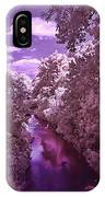 Infrared River IPhone Case