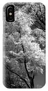 Infrared Tree Pic IPhone Case