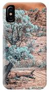 Infrared Zion IPhone Case