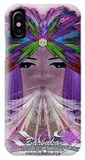 Inhaling Exhaling Peace IPhone Case