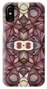 Ink Thoughts Variation Three IPhone Case