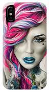 Inked Neon IPhone Case