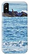 Inlet Waves IPhone Case