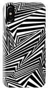 Inner Undulations IPhone Case