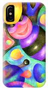Insect Masquerade Party IPhone Case