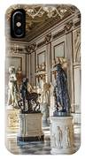Inside One Of The Rooms Of The Capitoline Museums In Rome, Italy  IPhone Case