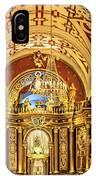 Inside The Basilica IPhone Case