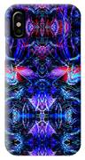 Inside The Electric Temple After Nightfall IPhone Case