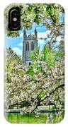Inspirational - Cherry Blossoms IPhone Case