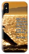 Inspirational - On The Move IPhone Case