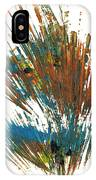 Intensive Abstract Expressionism Series 64.102511 IPhone Case
