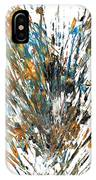 Intensive Abstract Painting 519.112011 IPhone Case