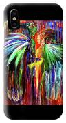 Inter-dimensional Beings IPhone Case