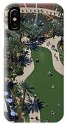 International Drive Courtyard IPhone Case