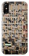 International Gem Tower - 50 W 47th St Building In Nyc IPhone Case