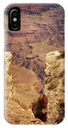 Into The Canyon IPhone Case by Susan Rissi Tregoning