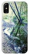 Into The Nothing IPhone Case