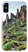 Into The Past IPhone Case