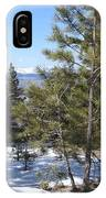 Intuitive Majesty IPhone Case