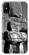 Inukshuk IPhone Case