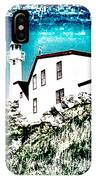 Inverted Lighthouse  IPhone Case
